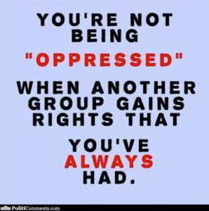 Not oppressed