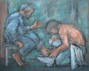 Jesus-washes-the-disciples-feet
