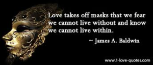 Love and masks