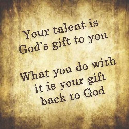 Talents and Skills | Wholeness/Oneness/Justice
